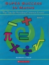 Super Success in Maths: Book 1