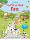Pets Sticker Book