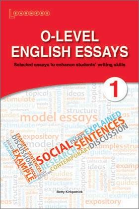 good o level english essays