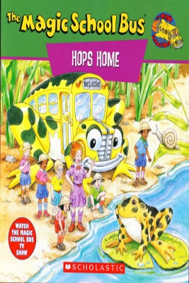 The Magic School Bus: Hops Home