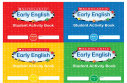 Activity Books for Scholastic Early English