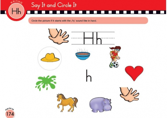 Say it & Write it with Scholastic Early English