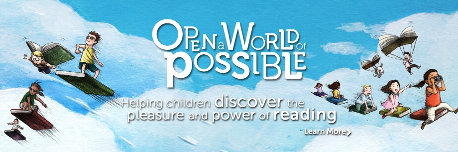 Open a World of Possible - Scholastic