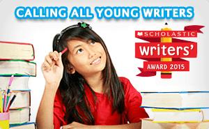 Scholastic creative writing