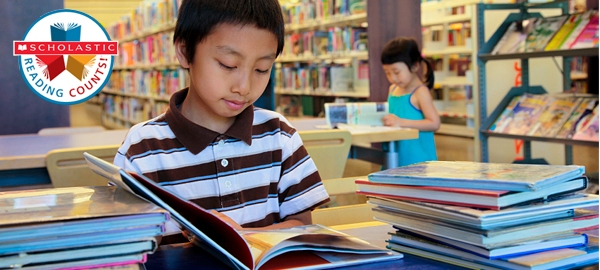 Learn more about Scholastic Reading Counts!
