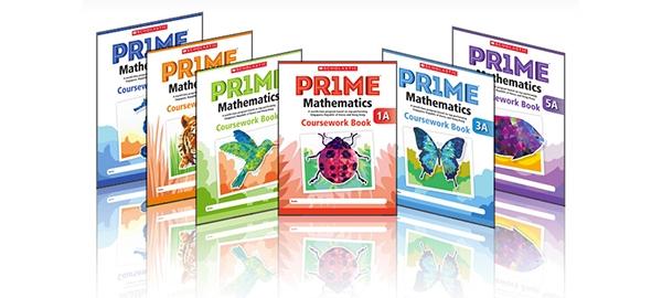 Scholastic PR1ME Mathematics