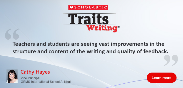 Traits Writing Testimonial