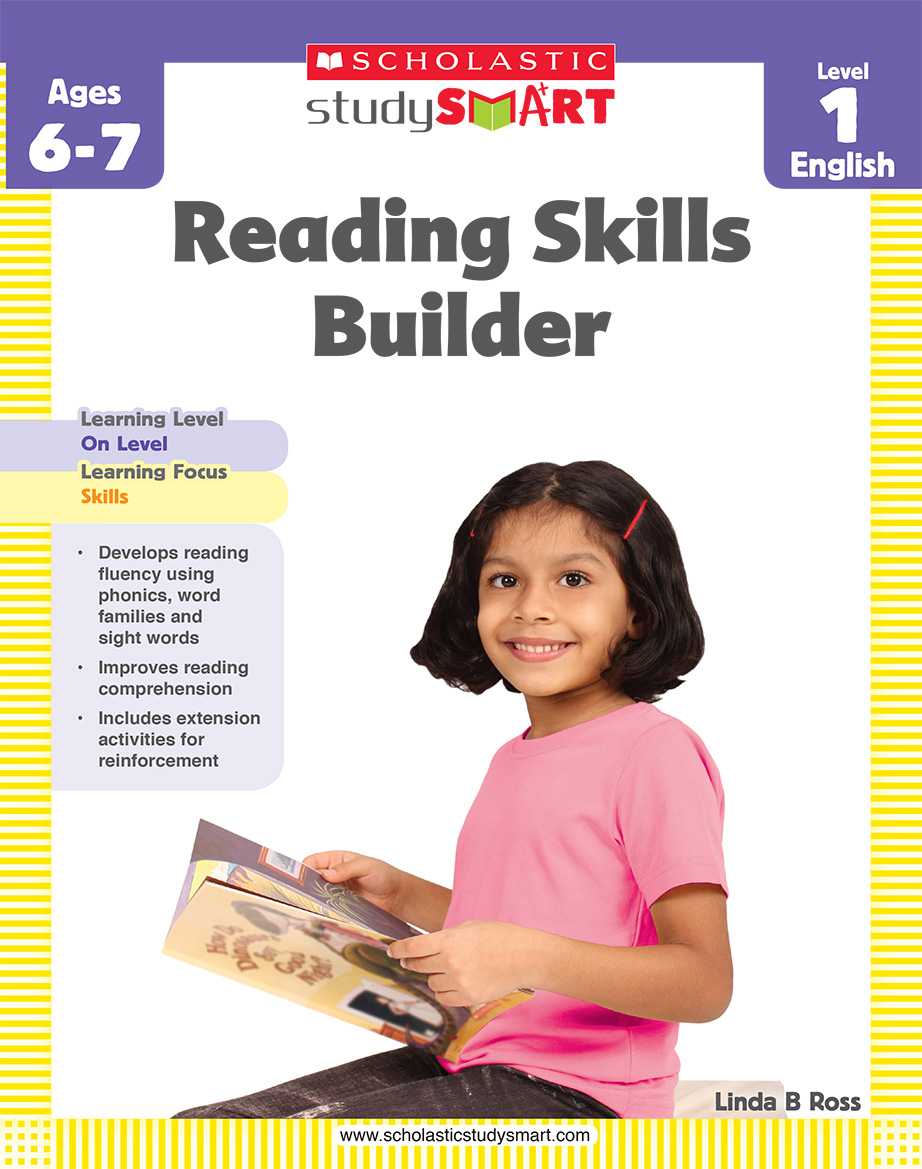Scholastic Study Smart Reading Skills Builder 1