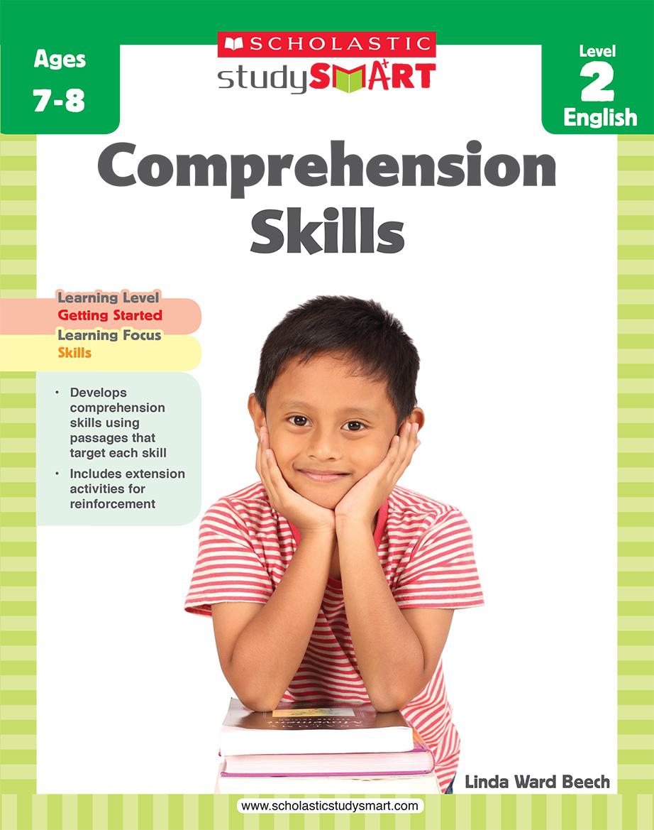 Scholastic Study Smart Comprehension Skills L2