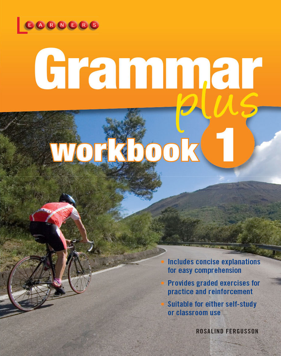 Grammar Plus Workbook 1 | Scholastic Learners