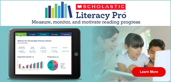 Motivate Readers with Literacy Pro