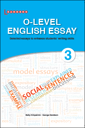 o level english essay sec scholastic asia other titles in this series