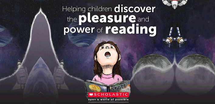 Helping children discover the pleasure of reading and learning