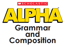 ALPHA Grammar and Composition - Answers Keys | India