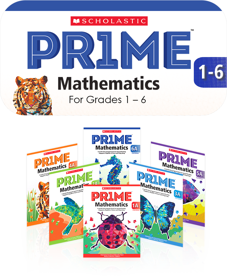 scholastic prime mathematics kinder | PR1ME Mathematics