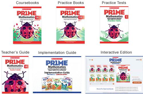 Scholastic PR1ME Mathematics - A world-class math program