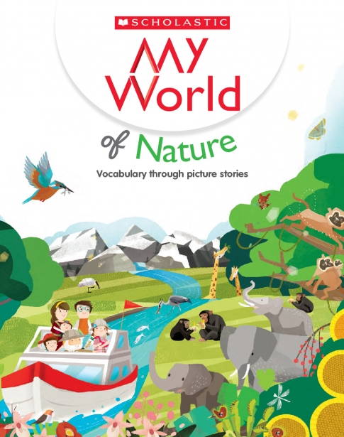 My World of Nature - Sample page 1
